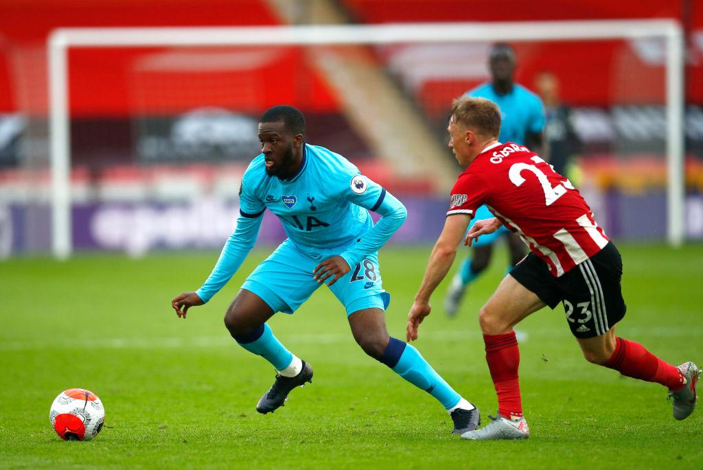 Soi keo Tottenham vs Sheffield United 3.5 3