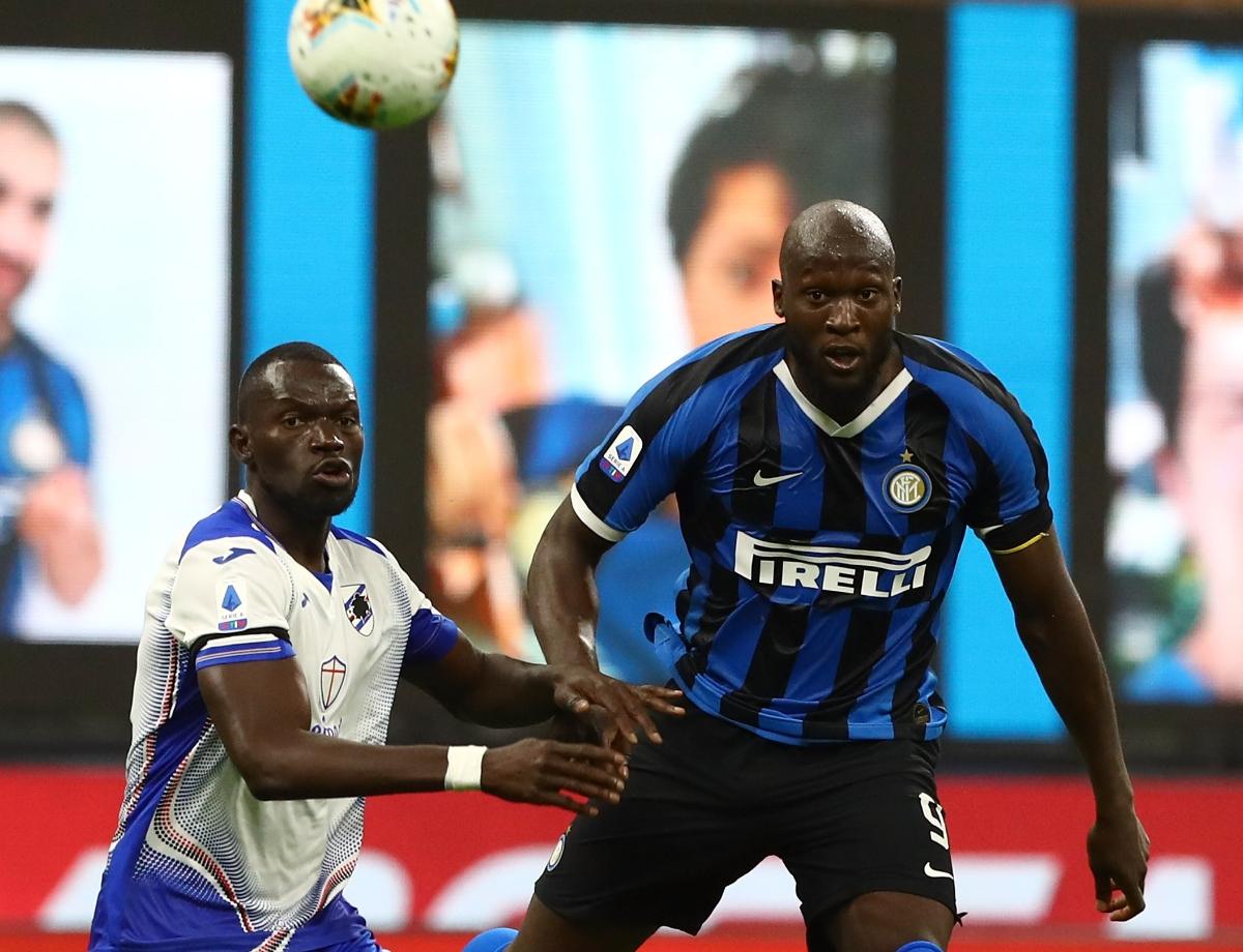 Soi keo Inter vs Sampdoria 8.5 1