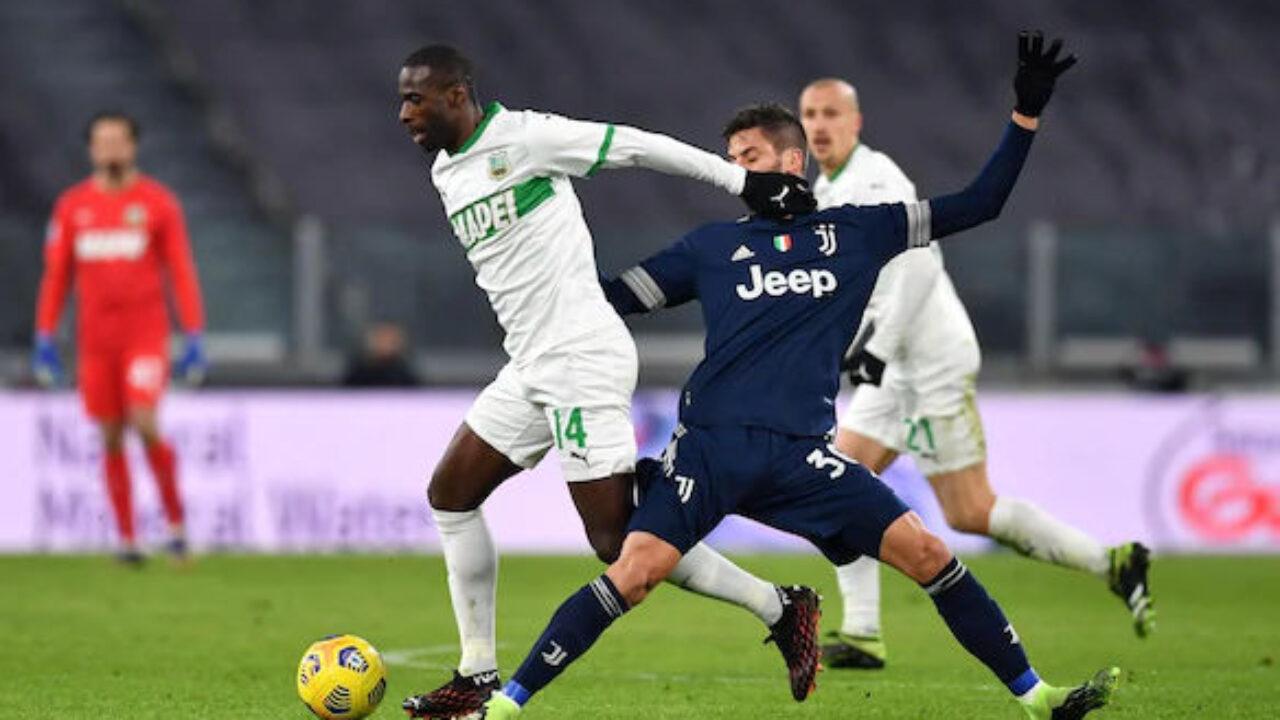 Soi keo Sassuolo vs Juventus 12.5 1