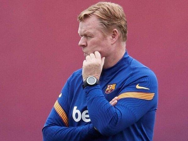 ronald koeman bertanggung jawab atas kegagalan barcelona kalahkan levante