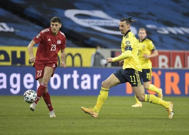 Soi kèo Thụy Điển vs Slovakia
